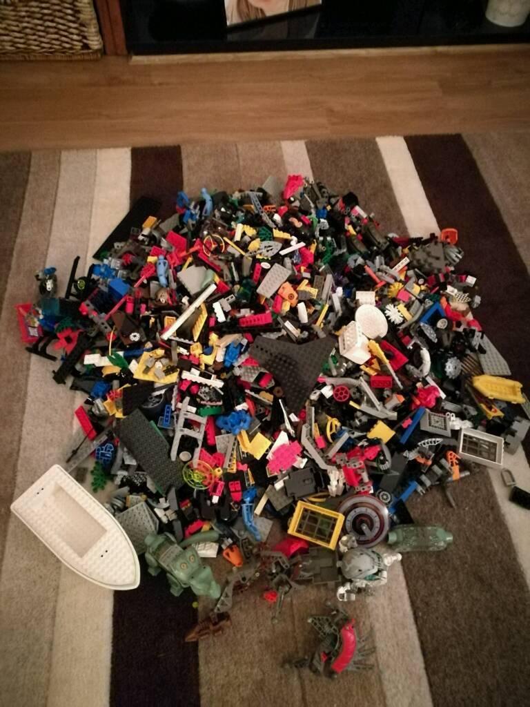Loose Lego