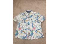 Monsoon boys shirt age 3-4yrs