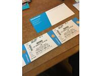 X2 Tickets to Tyga Live Concert Brixton