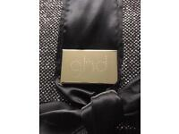 GHD limited addition travel case/heat mat