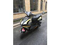 2012 Znen Phantom 125cc - New Mot - £599