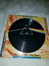 Pink floyd original limited edition picture disc vinyl