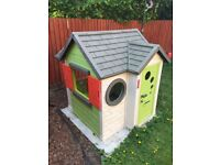 Smoby garden kids playhouse