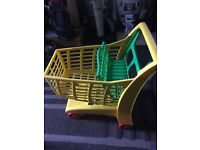 Childs Shopping Trolley