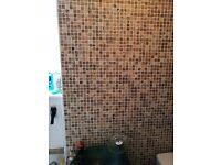11x stone bathroom tiles - 12''x12'' (30cm x 30cm)