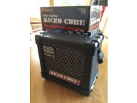 Roland Micro Cube Guitar Amp (Near New)
