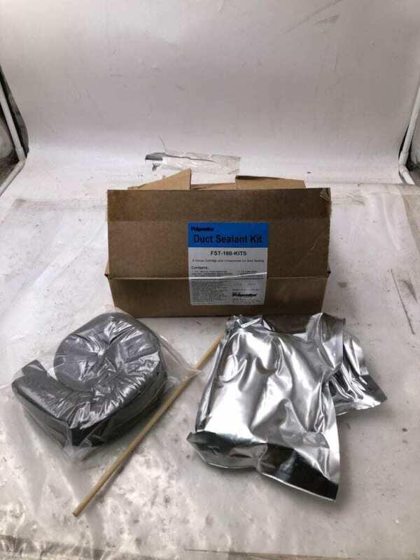 Polywater FST-180-KITS Duct Sealant Kit -NIB