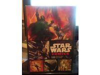 Star Wars Comics 100 collectible postcards
