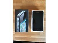Apple iPhone 4, Black, 8GB