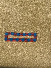 Waky track fidget toy