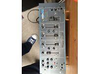 Sm450 deck mixer