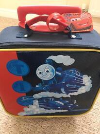 Thomas the tank engine Childs overnight suitcase