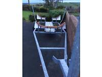Boat Launching Trailer