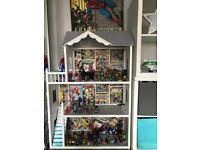 Marvel boys house