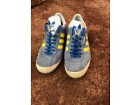 Men's Adidas trainers size 8
