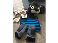 Warm clothing bundle for 2/3 year olds