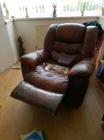 3 Piece Recliner Sofa Set