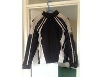 Motorcycle Jacket - Medium