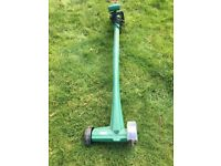 Coopers of Stortford Block Paving Brush Weeding Tool | Electric Mains Powered | Patio Clearing