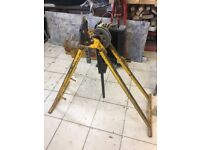 Pipe bender by Hilmer with 20mm former