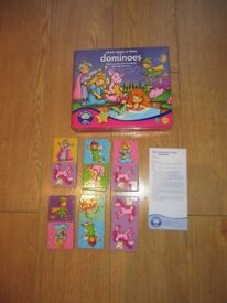 Orchard Toys Once upon a time dominos game.