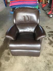 Manual Reclining Armchair