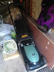 Haytor Electric Lawn Mower - good condition