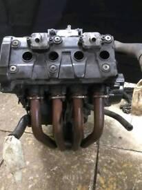 Fazer 600 engine