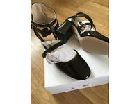 New boxed Miss Selfridge Giovanni heels UK 6 from Debenhams