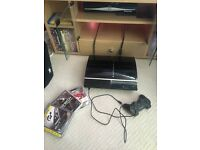 Ps3 great condition. All cables and control