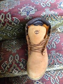 Bargain men's Timberland Boots size 10.5