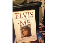 Elvis books
