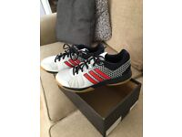 Mens adidas trainers size 9 brand new