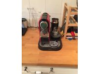 Nespresso Citiz and Milk Frother - Krups