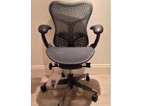 Brand new un-used Herman Miller Mirra 2 Chair