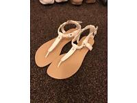 Size 4 new look sandal