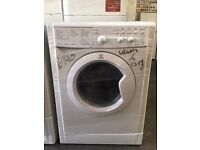 INDESIT free standing washer & dryer in very good condition & fully working order
