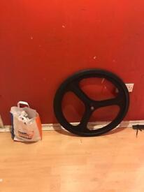 3 spoke mag wheel