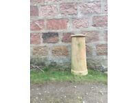 Used chimney pot ideal ornamental garden planter