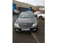 Mercedes S Class 2003 face lift model good condition runs very well 320 CDI Automatic tiptronic