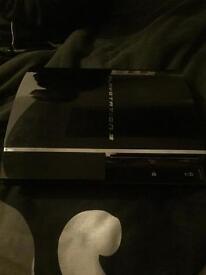Playstation 3 ( read description)