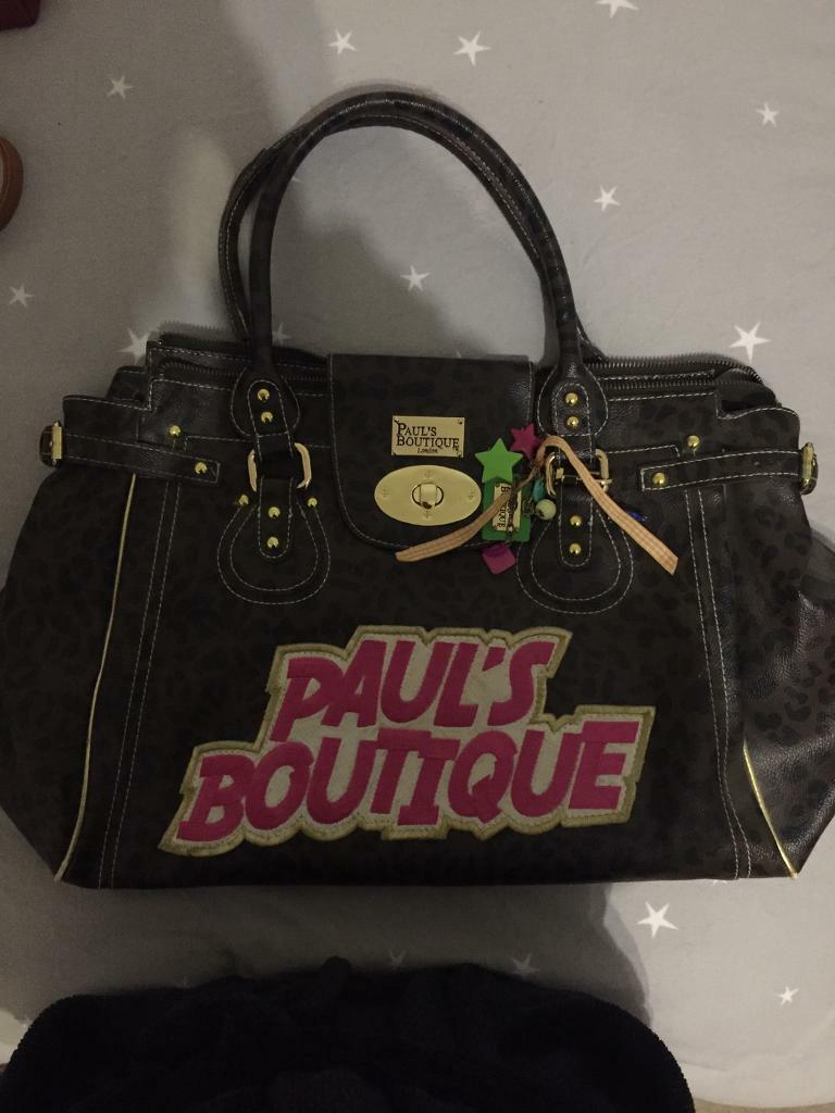 64e8897538 Paul s boutique hand bag