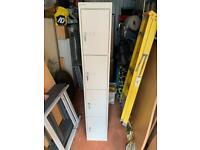 Bisley Locker Steel 4-Door .