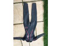 2XU women's large wetsuit