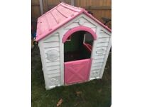 Little tykes playhouse
