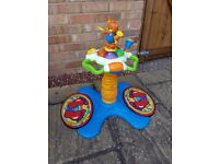 Vtech sit to stand and grow and go walker baby toy