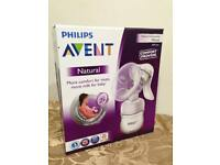 Philips avent manual breast pump RRP£36