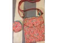 Fat Face kids handbag with matching purse £5 local collection or delivery only
