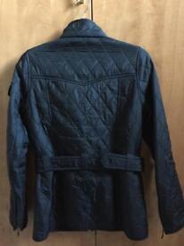 Barbour Black Jacket Size 10