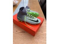 Nike Mercurial sock Football boots Size 4.5